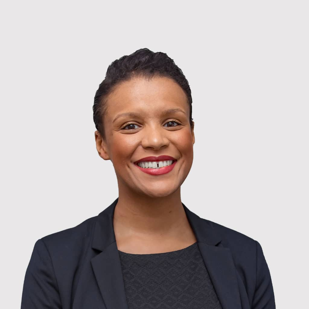 Yasmin Kumi, Founder and Chief Executive Officer of Africa Foresight Group,  The Future Of Work Post- covid
